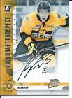 2013 In the Game Draft Prospects Hockey Cards 13