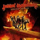 KISSIN' DYNAMITE - Addicted To Metal - CD - **Excellent Condition** - RARE
