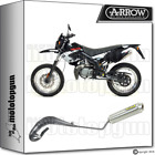 ARROW FULL SYSTEM EXHAUST MINI-THUNDER TITANIUM DERBI SENDA 50 SM XRACE 09-15