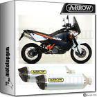 ARROW 2 EXHAUST RACETECH C KTM 990 ADVENTURE 06-14