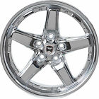 4 GWG Wheels 18 inch Chrome DRIFT Rims fits SUBARU B9 TRIBECA 2006 2007
