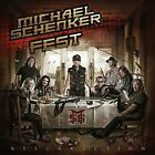 MICHAEL SCHENKER FEST Resurrection JAPAN CD + DVD Graham Bonnet Robin McAuley