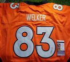 Wes Welker Cards and Autographed Memorabilia Guide 51