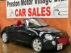 Daihatsu Copen 066 Roadster 74K ELECTRIC ROOF RED LEATHER ALLOYS