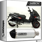 ARROW EXHAUST URBAN GILERA FUOCO 500 07-13