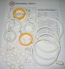 1980 Stern Quicksilver Pinball Machine Rubber Ring Kit