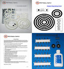 1966 Williams A-Go-Go Pinball Machine Tune-up Kit - Includes Rubber Ring Kit!
