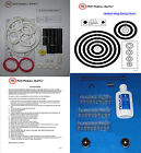 1990 Bally/Midway Dr. Dude Pinball Tune-up Kit - Includes Rubber Ring Kit