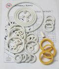 1981 Bally Embryon Pinball Rubber Ring Kit