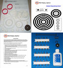 1976 Gottlieb Spot Pool Pinball Tune-up Kit - Includes Rubber Ring Kit