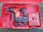 HILTI TE-6A Professional 36 volt 36V SDS Cordless Hammer Drill Faulty Battery