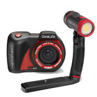 Sealife Micro 20 32gb Camera w Light and Float Strap