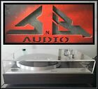 JnB Audio Turntable Dust Cover  Yamaha YP D71   Made in USA