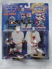 Starting Lineup 1998 MLB Classic Doubles Ivan Rodriguez & Mike Piazza HOF