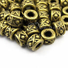 Bronze Spacer Beads 8mm Wholesale Antiqued Bronze Beads B7401 - 10 20 Or 50pcs