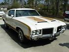 1972 Oldsmobile 442 72 Hurst Olds Pace Car with Sunroof