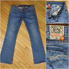 Lucky Brand Womens Jean Meggie Bloomfield Low Rise Bootcut Button Fly Size 10 30