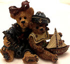 Boyds Bears, ELVIRA AND CHAUNCEY...SHIPMATES, STY#227708, MIB 1E FIRST