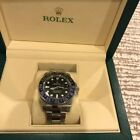 New!  Rolex GMT Master II 40mm Mens Watch with