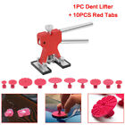 Pdr Tools Car Body Paintless Dent Lifter Repair Puller 10 Tabs Hail Removal Tool