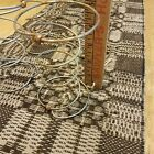 Lot of 8 Vintage Rusty Bed Springs Coils Nodders Crafts Steampunk Primitive Art
