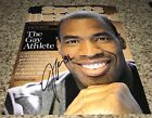 Jason Collins Signed 8x10 Photo Sports Illustrated
