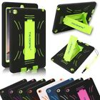 Shockproof Protective iPad Case Cover Stand For Apple iPad 2 3 4 Min 1 2 3 Air 2