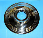 Triumph W3460 37-3460 cover plate front wheel 8 inch drum Stainless radkappe