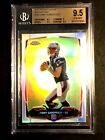 2014 Topps Chrome Jimmy Garoppolo Rookie Refractor BGS 9.5 Patriots RC 49ers