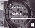 ANN NESBY - Witness Ep Uk Am Pm 1996 4 Track Featuring Can I Get A Witness NEW