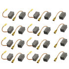 20Pcs 13x8x6mm Electric Drill Carbon Brushes 6288 for Dewalt Angle Grinder
