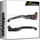 LIGHTECH LEVERS KIT BRAKE CLUTCH BLACK KAWASAKI Z1000 Z-1000 07/14