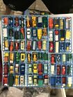 1960s Matchbox Car Set Case and 72 Cars Rare 1000 Value