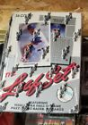 1990 Leaf Factory Sealed Series one puzzle and cards