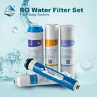 MS® 5-STAGE 50GPD RO REVERSE OSMOSIS WATER FILTER REPLACEMENT SET PP+GAC+CTO+T33
