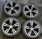 20 BMW 740i 750i M 7 SERIES STYLE 648 OEM STAGGERED RIMS  TIRES 2016 2018