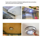 LED Kitchen Cabinet Closet Lamp Wardrobe Touch Light Touch Light Tap Click Light