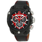 Lamborghini Spyder 3200 Red Opaque Dial Mens Chronograph Watch 3202