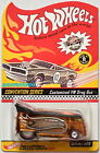 HOT WHEELS 2001 2ND CONVENTION SERIES GOLD CUSTOMIZED VW DRAG BUS 018