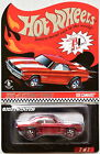 HOT WHEELS RLC 2010 SELECTIONS SERIES 69 CAMARO 2 2 RED W+
