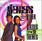 AVENGERS & OTHER TOP SIXTIES TV THEME - V/A - 2 CD - **NEW/ STILL SEALED**