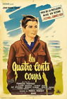 65581 The 400 Blows Movie Francois Truffaut French Wall Print Poster CA