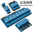 5V 12V Relay Board Module Active Low 1 2 4 8 Channel Relay Board Module