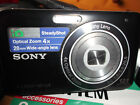 Sony Cyber-shot DSC-W310 12.1MP Digital Camera - Black-VERY GOOD CONDITION