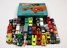 HUGE Hot Wheels Lot 35 Cars + Vintage Collectors Case Assorted Years Toy Cars