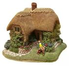 Lilliput Lane A YEAR IN AN ENGLISH GARDEN Summer Impression England Cottage MIni