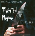 Twisted Nerve / Bride Wore Black - CD - Soundtrack Limited Edition - **NEW**