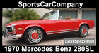 Mercedes-Benz 280Sl  1970 MERCEDES below $90000 dollars