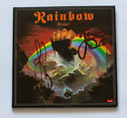Rainbow Rising (japan cd UICY ) Ronnie James Dio autograph Tony Carey autograph