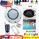12V 35W 45W Pool Light Underwater Color change LED Lights RGB IP68 with Remote